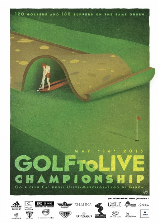 golftoliveULTIMO50x70